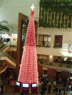 メディアージュクリスマスツリー