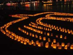 海の灯まつりinお台場2006