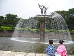 国営昭和記念公園花火大会
