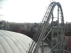 東京ドームシティアトラクションズ ビッグ・オー