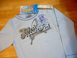 ユニクロバンダイコラボTシャツ