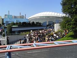 東京ドームシティスカイシアターゲキレンジャー役者公演2日目