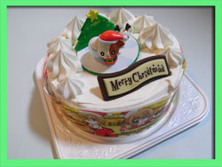 きらりんレボリューションケーキ