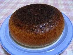 炊飯器でホットケーキ