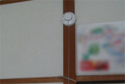 都営住宅 火災警報器