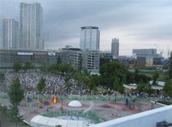 東京湾大華火祭2008