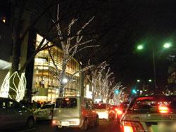 表参道イルミネーション2009