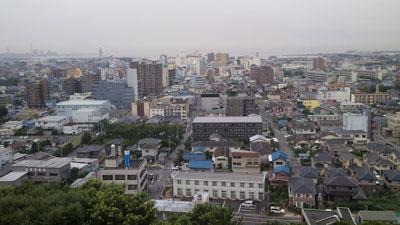 きみさらずタワー 大田山公園