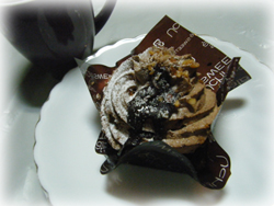 プラチナケーキ チョコ