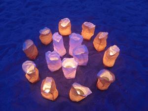 海の灯まつり2011