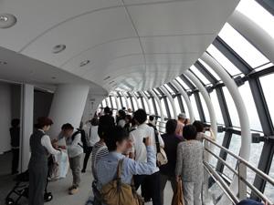 スカイツリー天望回廊編