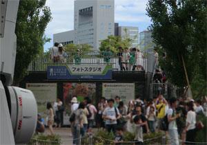 GANDAM FRONT TOKYO ダイバーシティお台場