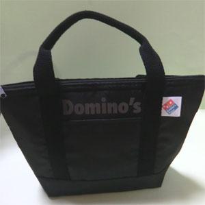 ドミノピザ保冷バッグ